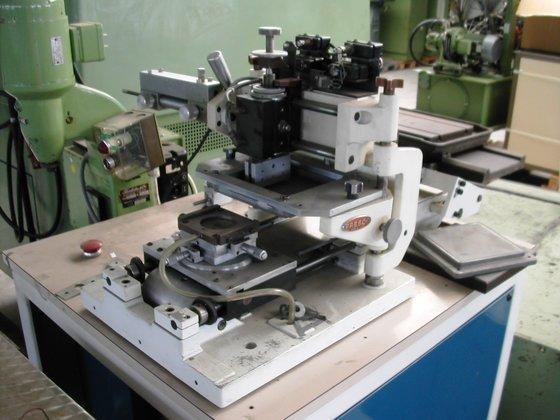 1972 PRESCO Siebdruckmaschine Type 35