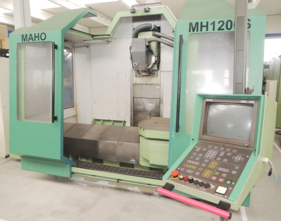 1991 MAHO MH 1200 S