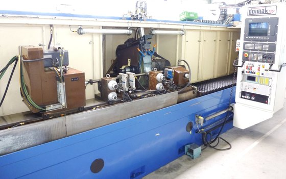 1996 DOIMAK(ES) RCN 3000 CNC
