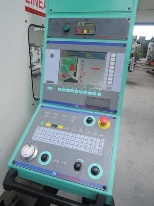 2001 ROSA(I) IRON 08.6 CNC