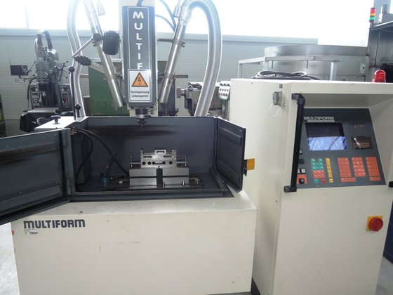 1992 MULTIFORM 5020 CNC in