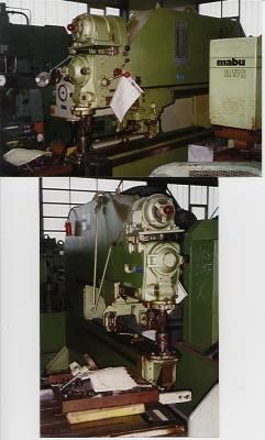 TRUMPF CN 63 in Staufenberg,