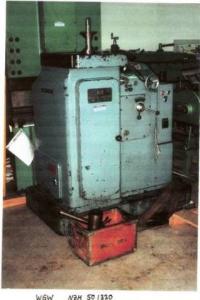 1965 WGW NZM 50/330 in