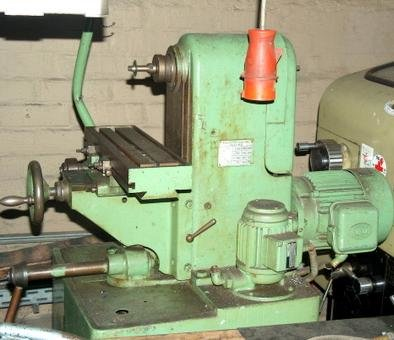 1968 RUMAG RFO /350 in