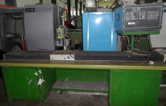 METABO T 6 CNC in