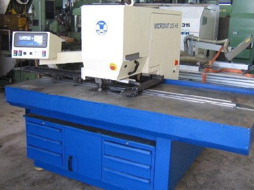 1997 EDEL Micromat 205 HS