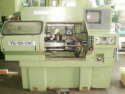 1988 PRVOMAJSKA TG 125 CNC