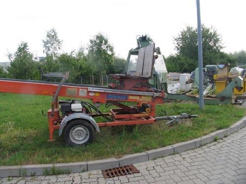 1996 BÖCKER Schrägaufzuganhänger Piccolo 20/0-4