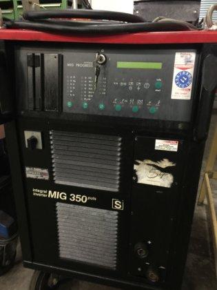 1997 EWM Integral Inverter MIG