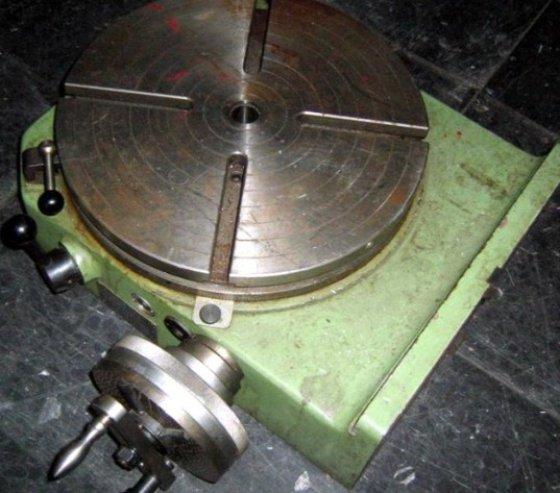 HOMMEL Rundteiltisch 320 mm in