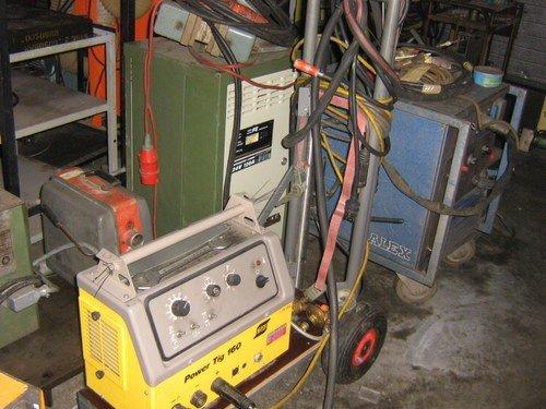 1991 ESAB Power TIG 160