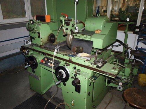 FORTUNA Außenrundschleifmaschine in Staufenberg, Germany