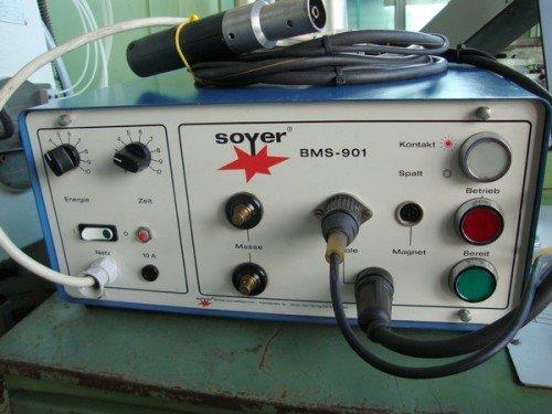 1986 SOYER BMS 901 Bolzenschweißgerät