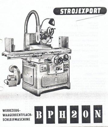 1960 TOS BPH 20 N