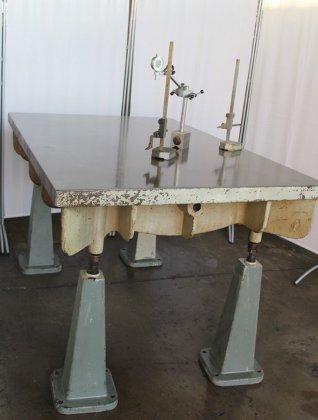 Guß-Richtplatte 1500 x 1000 mm