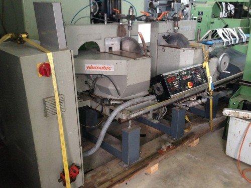 1989 ELUMATEC DG 104/6000 CNC