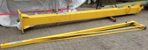 ABUS LS 250 kg Säulenschwenkkran