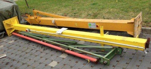 UNBEKANNT 250 kg Säulenschwenkkran in