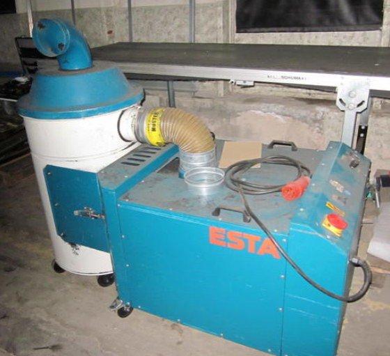 ESTA Dustomat 160 S in