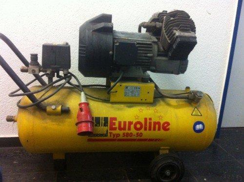 SCHNEIDER EUROLINE 580/50 in Staufenberg,