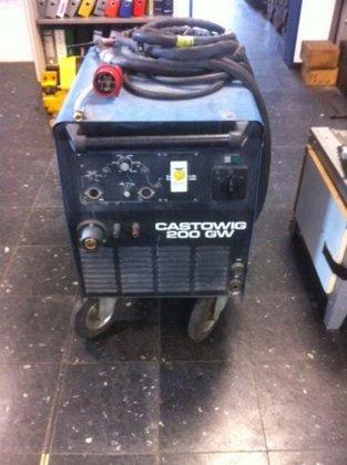 CASTOLIN - EUTECTIC Castowig 200