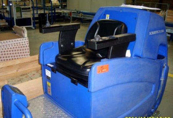 2007 NILFISK-ALTO Scrubtec R 586