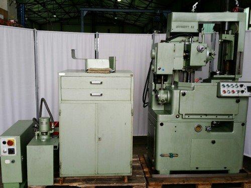1980 LAMBERT 82 Wälzfräsmaschine in