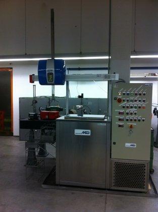 2000 MEG 2S24/24-P-FF-A Ultraschall-Entfettungsanl. in