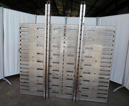 Bohrwerks-Aufspannwinkel 1700 x 1400 mm
