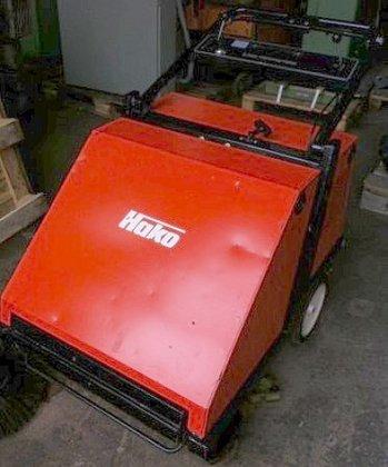 1990 HAKO HAMSTER 800 V