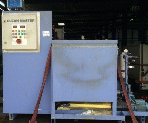RFT Dampfentfettungsanlage CLEAN MASTER CM