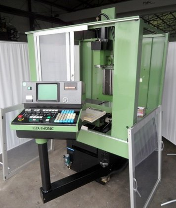 1992 LUX-MILL 600x200 mm CNC