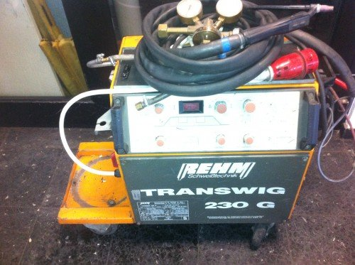 REHM TRANSWIG 230 G in