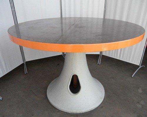 Runde Tuschierplatte 1500 mm in