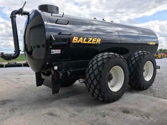 Balzer 6800 in Rosebush, MI, USA