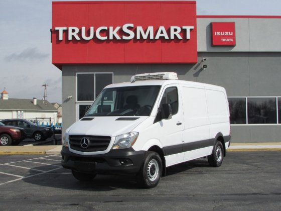 2016 MERCEDES-BENZ Sprinter 2500 Reefer Truck in Morrisville, PA, USA