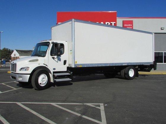 2014 freightliner m2 106 26 ft box truck in morrisville pa usa. Black Bedroom Furniture Sets. Home Design Ideas