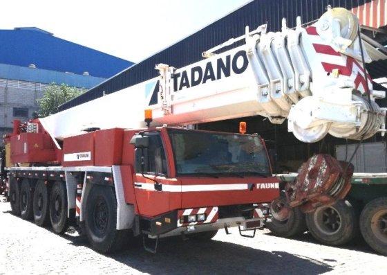 Tadano ATF 100 Crane