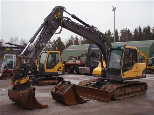 Volvo Volvo Excavator