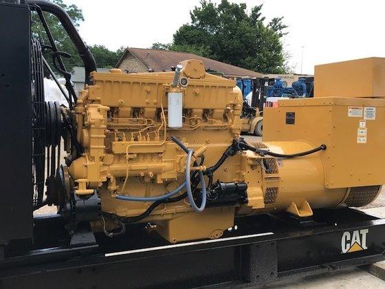 Caterpillar 350 KW Generator Set
