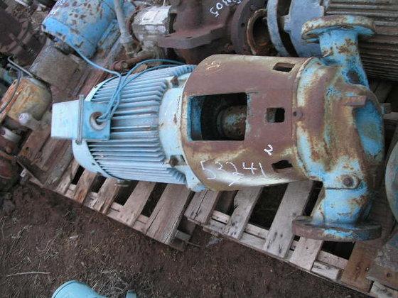 Ingersoll Rand 4X3X8 VOC Centrifugal Pump