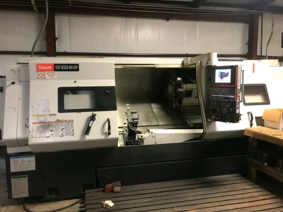 Mazak QUICK TURN NEXUS 400 Lathe