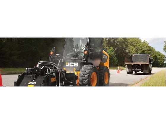 JCB 300 Skid-Steer Loaders in