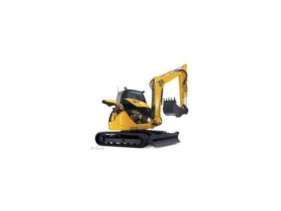 JCB 8080 Excavators in Little
