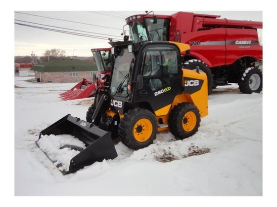 JCB 260 Skid-Steer Loaders in