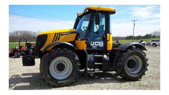 JCB FASTRAC 3230 XTRA Tractors
