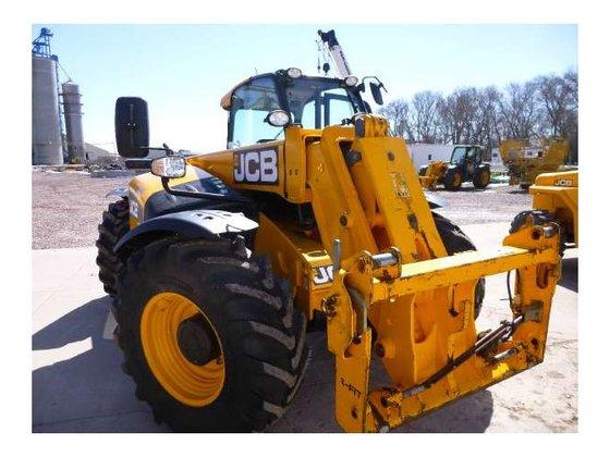 JCB 536-60 AGRI PLUS Telehandlers
