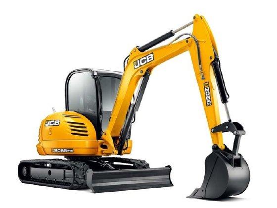 JCB 8065ZTS Excavators in Little