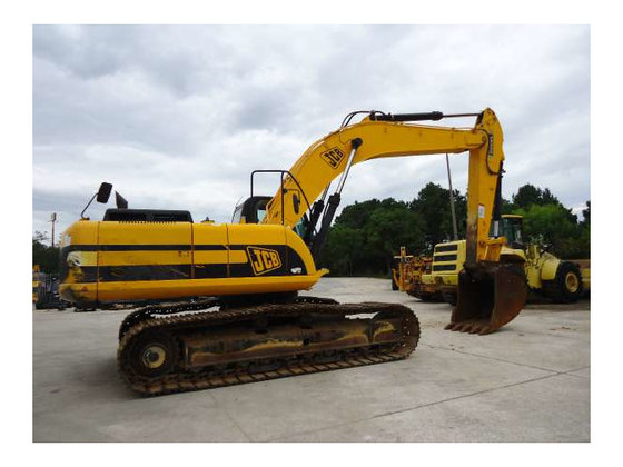 JCB js330 Excavators in Pooler,