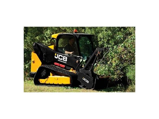 JCB 260T Skid-Steer Loaders in